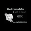 Tatuaggi Black Venom Roma | Buono Tattoo da 60€